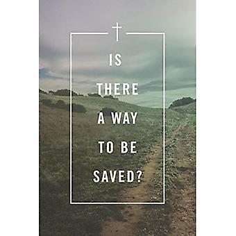 ¿Hay una manera para ser salvos? (Paquete de 25)