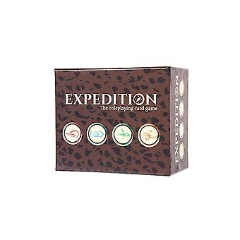 Expedition The Roleplaying Card Game