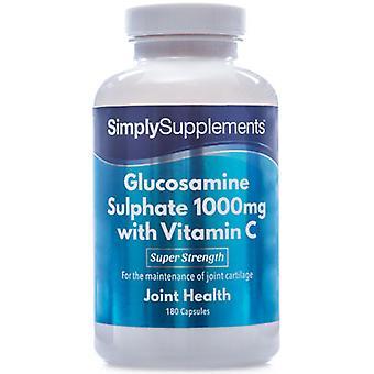 Glukosamin-1000mg-vitamin-c-kapslar