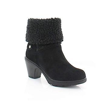 Anne Klein Women's Harvest Cold-Weather Boots Black 5.5M