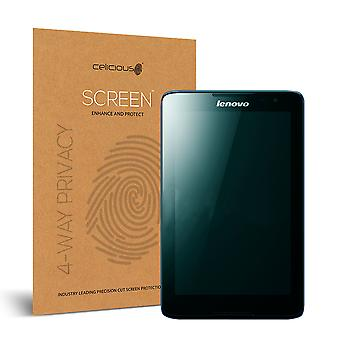 Celicious de confidențialitate plus 4-Way Anti-Spy filtru ecran protector film compatibil cu Lenovo A8