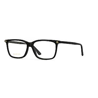 Gucci GG0094O 006 Black Glasses