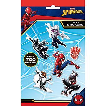 700pcs Spiderman Spider-Man Aufkleber Set Aufkleber