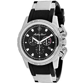 Mathey Tissot Men's Classic Black Dial Watch - H466CHAN