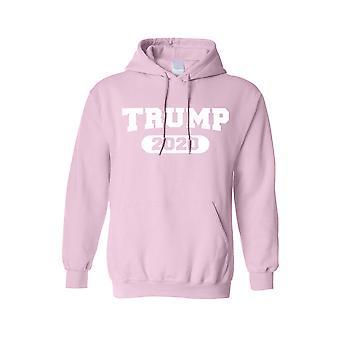 F1744EZ. POH - Unisex Trump 2020 Hoodie
