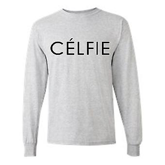 "It's All About You; Sexy French ""Celfie"" T-Shirt"