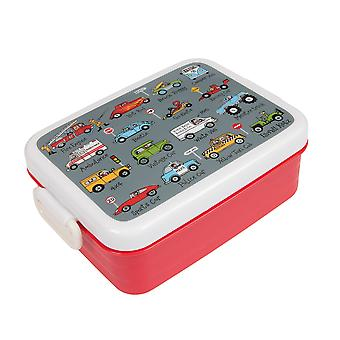Tyrrell Katz Cars Lunch Box