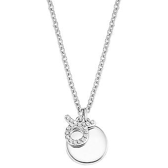 s.Oliver Jewel womens necklace necklace silver 2026933 zodiac bull
