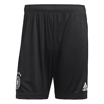 2020-2021 Germany Home Adidas Football Shorts (Black)