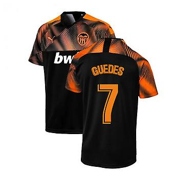 2019-2020 Valencia Puma away voetbal shirt (GUEDES 7)