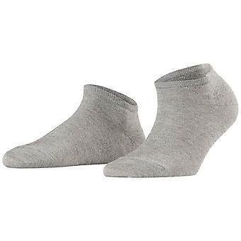 Falke Shiny Sneaker Socks - Fume Grey