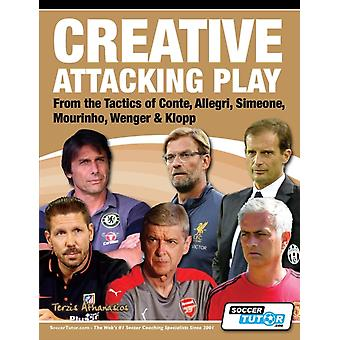 Creative Attacking Play  From the Tactics of Conte Allegri Simeone Mourinho Wenger  Klopp by Terzis & Athanasios