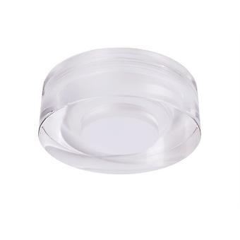 Acryl ring ronde voor COB 68 acryl D 90mm kunststof