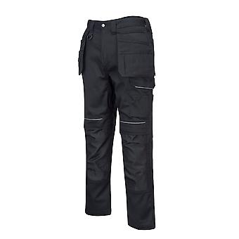 Portwest - PW3 100% Cotton Workwear Pantalones de Funda