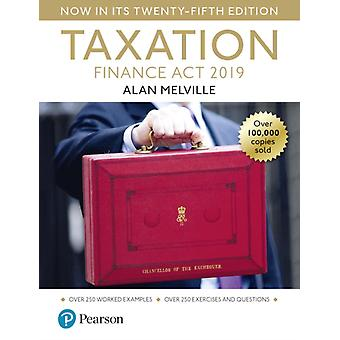 Melvilles Taxation Finance Act 2019 by Alan Melville