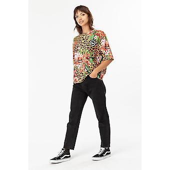 Hype naisten/naisten Jungle 23 T-paita