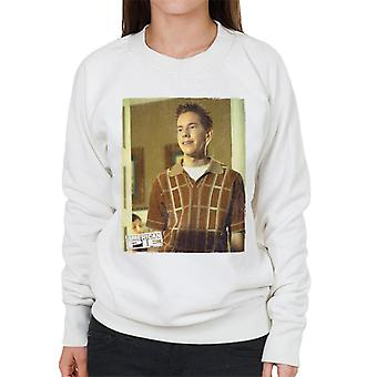 American Pie Chuck Sherman Women's Sweatshirt