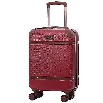 Aerolite vintage classic (55x35x20cm) lightweight hard shell cabin hand luggage
