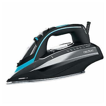 Cecotec 3D ForceAnodized 750 Smart 400 ml 3100W black blue steam iron