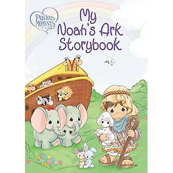 Precious Moments My Noahs Ark Storybook by Jean Fischer