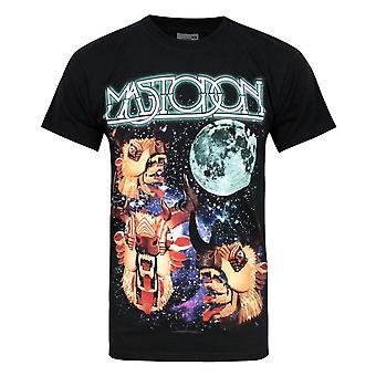 Mastodon Interstella Hunter Men's T-Shirt