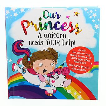 History & Heraldry Magical Name Storybook - Our Princess