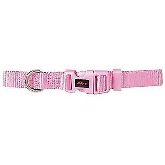 Nayeco Basic Dog Collar Pink Size M (Dogs , Collars, Leads and Harnesses , Collars)