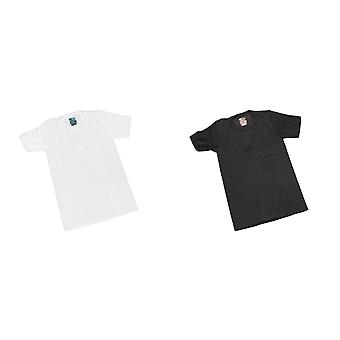 Boys Thermal Clothing Short Sleeved T Shirt Polyviscose Range (British Made)