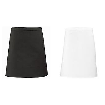 Premier Short Bar Apron / Workwear (Pack of 2)