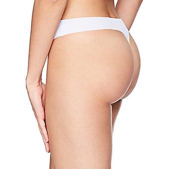 Wacoal Women's Beyond Naked Thong Panty, White, S