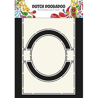 الهولندية Doobadoo الهولندية بطاقة الفن الدائرة A4 470.713.322