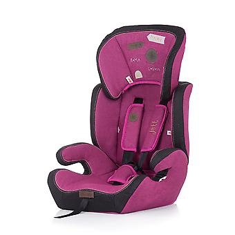 Chipolino child seat Jett group 1/2/3 (9 - 36 kg), adjustable headrest