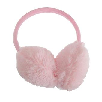 Inspirations Childrens Girls Faux Fur Winter Earmuffs