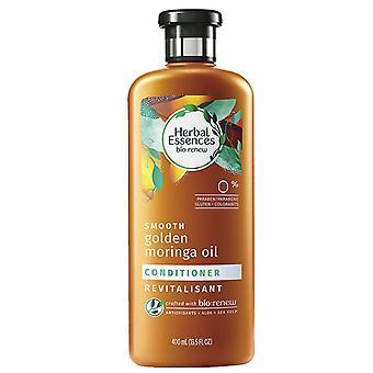 Herbal essences smooth conditioner, golden moringa oil, 13.5 oz