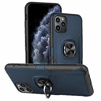 iPhone 11 extra stöttåligt magnetiskt skal med ringhållare