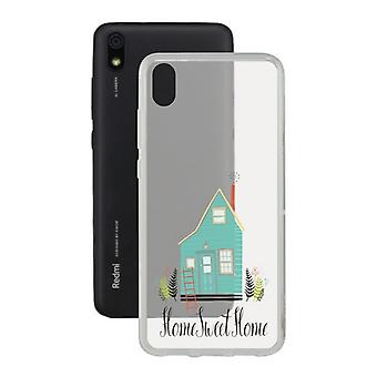 Mobile cover Xiaomi Redmi 7a Contact Flex Home TPU