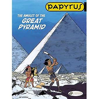 Papyrus 6  The Amulet of the Great Pyramid by Lucien De Gieter