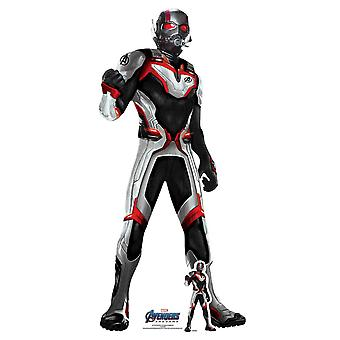 Ant-Man Quantum Suit Marvel Avengers: Endgame Official Mini Cardboard Cutout / Standee