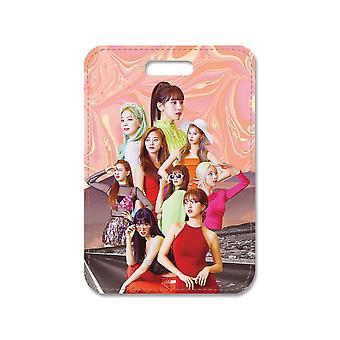 K-pop dvakrát velká taška přívěsek