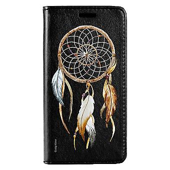 Case For Huawei Mate 10 Pro Black Pattern Catches Nature Dreams