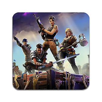2 ST Fortnite Coasters