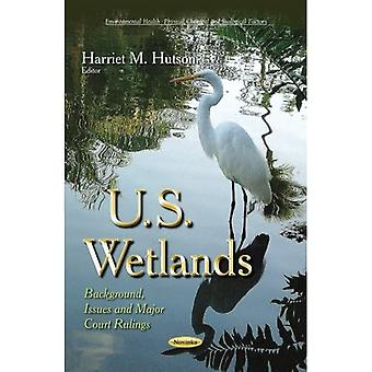 US WETLANDS BACKGROUND ISSUES (Environmental Health - Physical, Chemical and Biological Factors)