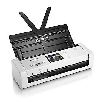 Duplex Colour Portable Wi-Fi Scanner Brother ADS-1700 7,5 ppm 1200 dpi Biały