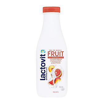 Shower Gel Fruit Energy Lactovit (600 ml)