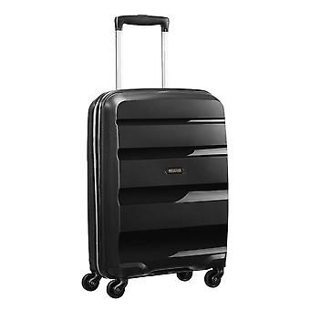 American Tourister Bon Air Spinner Hard Suitcase Travel 3 Dial Fixed TSA Lock