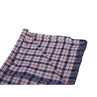 Abbey Check Tea Towel (Pack of 10)