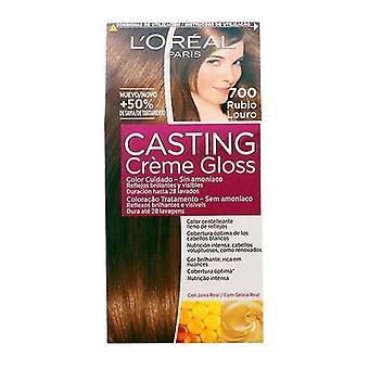Colorant Pas d'AmmoniaQue Coulée Créme Gloss L'Oréal Maquillage Blonde