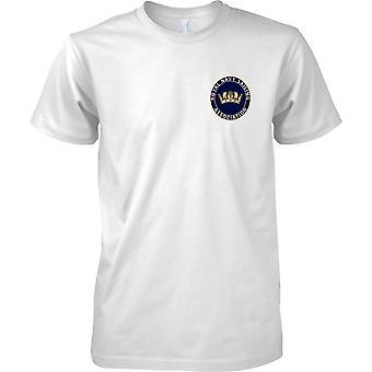 RN zeilen - Koninklijke Marine Sport T-Shirt kleur