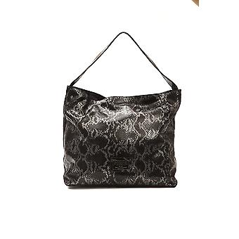 Pumpi Donatella Women grey shoulder bag
