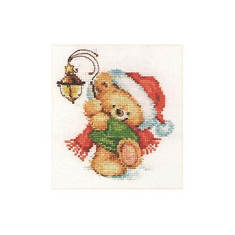 Alisa Cross Stitch Kit - Rumo ao Milagre